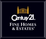 Century 21 Fine Homes and Estates logo